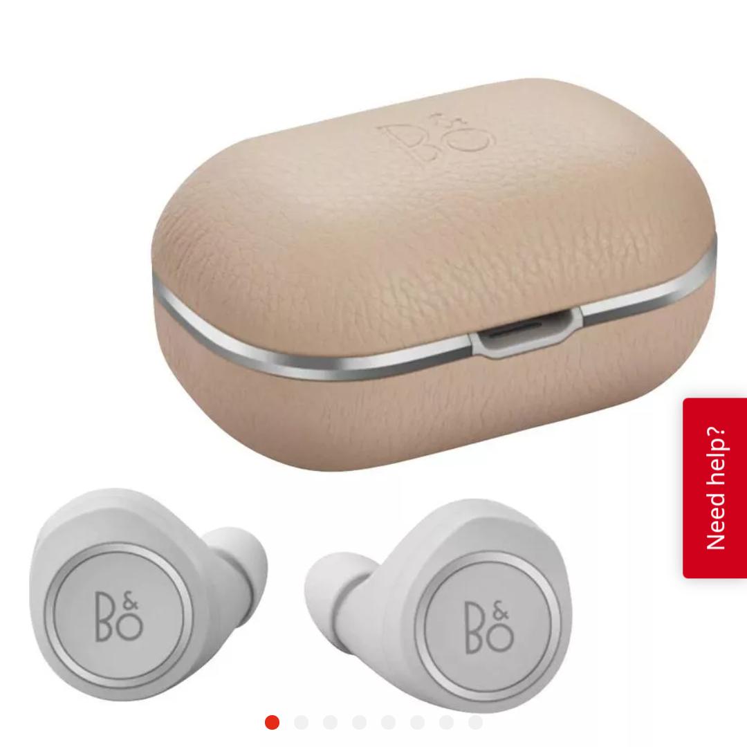 BANG & OLUFSEN E8 2.0 True Wireless Earbuds (Natural) £99.99 delivered @ SportPursuit