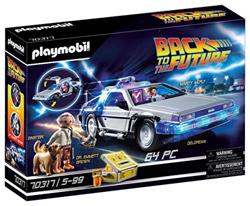 Playmobil 70317 Back to the Future DeLorean - £23.99 Delivered @ Amazon