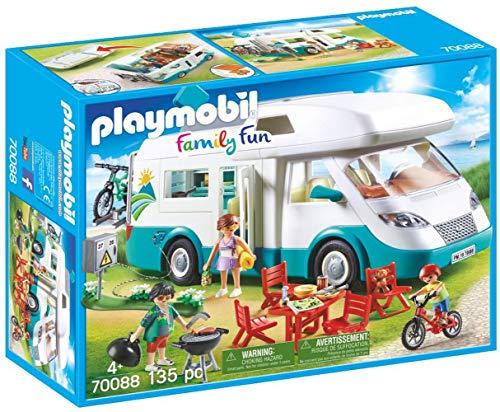 Playmobil 70088 Family Fun Toy Camper Van with Furniture £29.99 @ Amazon