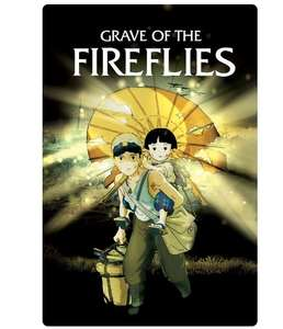 Grave Of The Fireflies - £3.99 HD iTunes Store