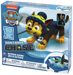 PAW Patrol Don't Drop Chase Game £7.50 free click and collect at Argos