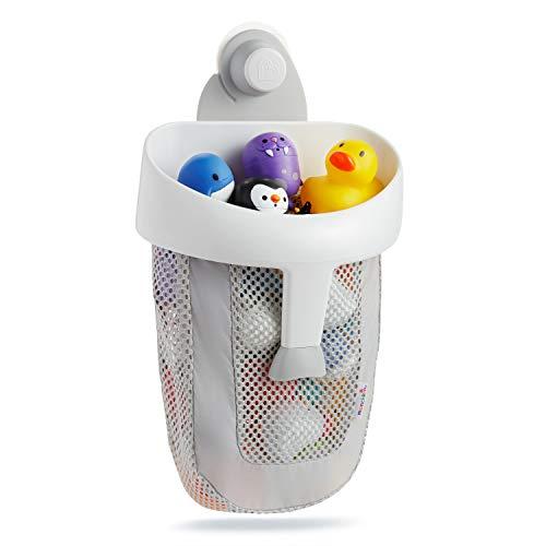 Munchkin Super Scoop Bath Toy Organiser, Grey £2.98 prime / £7.47 nonPrime at Amazon
