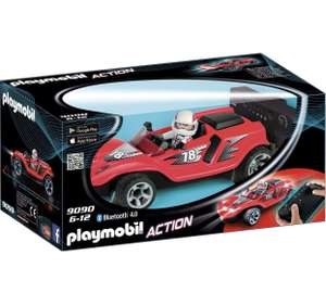PLAYMOBIL Action 9090 RC-Rocket Racer Toy Car with Bluetooth Control £13.78 prime / £18.27 nonprime at Amazon