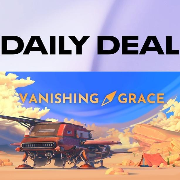 Oculus Daily Deal: Vanishing Grace - £13.49