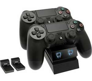 VENOM Twin Docking Station for PS4 £8.99 at Currys on eBay