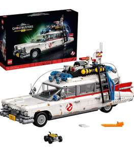 LEGO Creator 10274 Expert Ghostbusters ECTO-1 car large set (UK Mainland) £128.15 at Amazon Germany