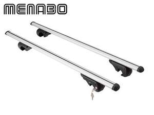 Menabo Roof Bars £29.99 - Sold by Lidl from 6th May