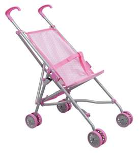 Chad Valley Babies to Love Pushchair for Dolls - £5.33 Click&Collect @ Argos