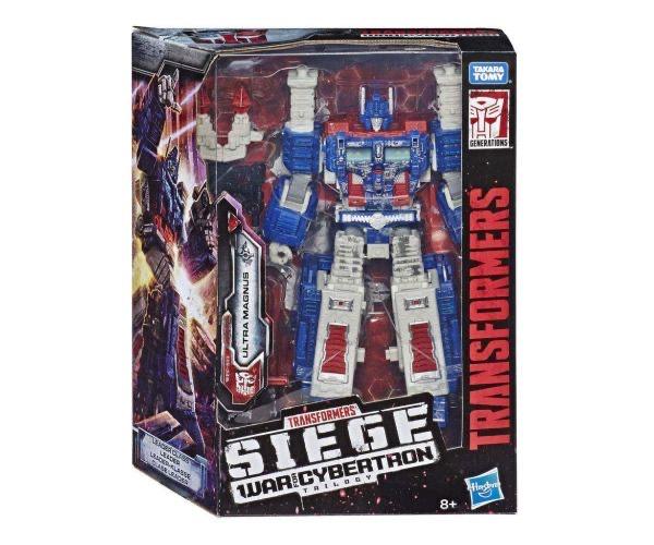 Transformers WFC Siege Ultra Magnus £42.99 (Mainland UK) at BargainMax
