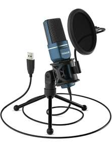 Tonor TC-777 usb microphone £22.43 Sold by Micfonotech and Fulfilled by Amazon