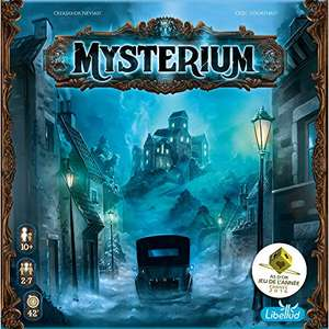 Libellud - Mysterium - Board Game (English) £24.02 @ Amazon