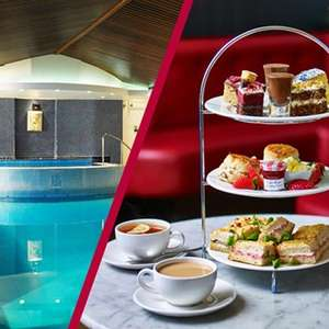 Spa Day with up to 55 Minute Treatment and Afternoon Tea for Two £74.25 using code @ BuyAGift
