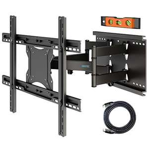 BONTEC TV Wall Bracket for 37-80 inch up to 65kg £27.61 @ sold by bracketsales123 and fulfilled by Amazon