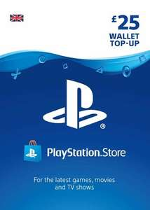 PlayStation Network Card 25 GBP (UK) £19.74 using code @ Eneba / VenomDigital
