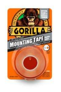 Gorilla Heavy Duty Mounting Tape £3.30 using Clubcard instore