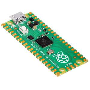 Raspberry Pi Pico – Board Only £1.80 + £3 delivery at Pimoroni