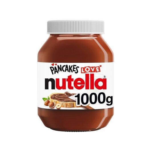 Nutella Hazelnut Chocolate Spread 1Kg is £3.99 @ Tesco