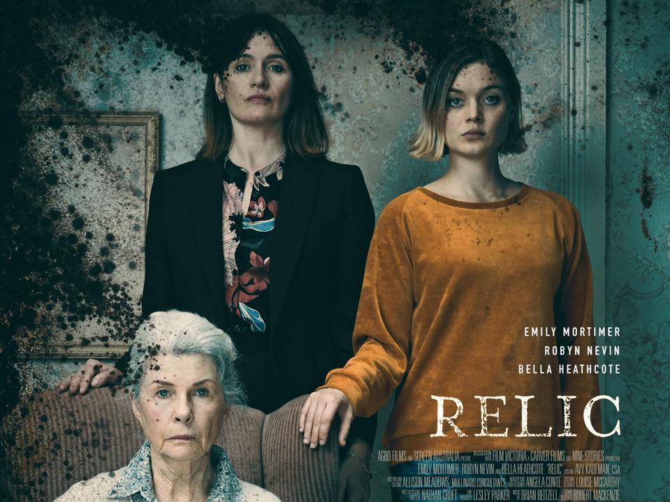 Relic (2020 Horror Film) - 99p to rent / £2.99 to buy @ Amazon Prime Video
