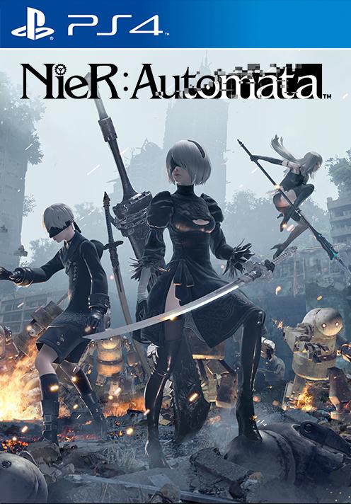 NieR:Automata (PS4) £9.99 Delivered @ Square Enix