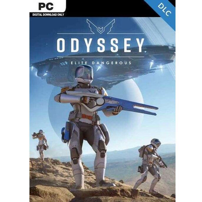 Elite Dangerous Odyssey - PC - £19.99 Pre-Order @ CDKeys