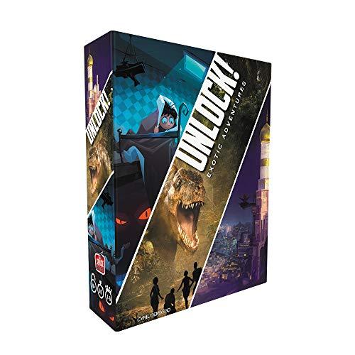 Space Cowboys Unlock 4 Exotic Adventures £12.80 @ Amazon Prime / £17.29 Non Prime
