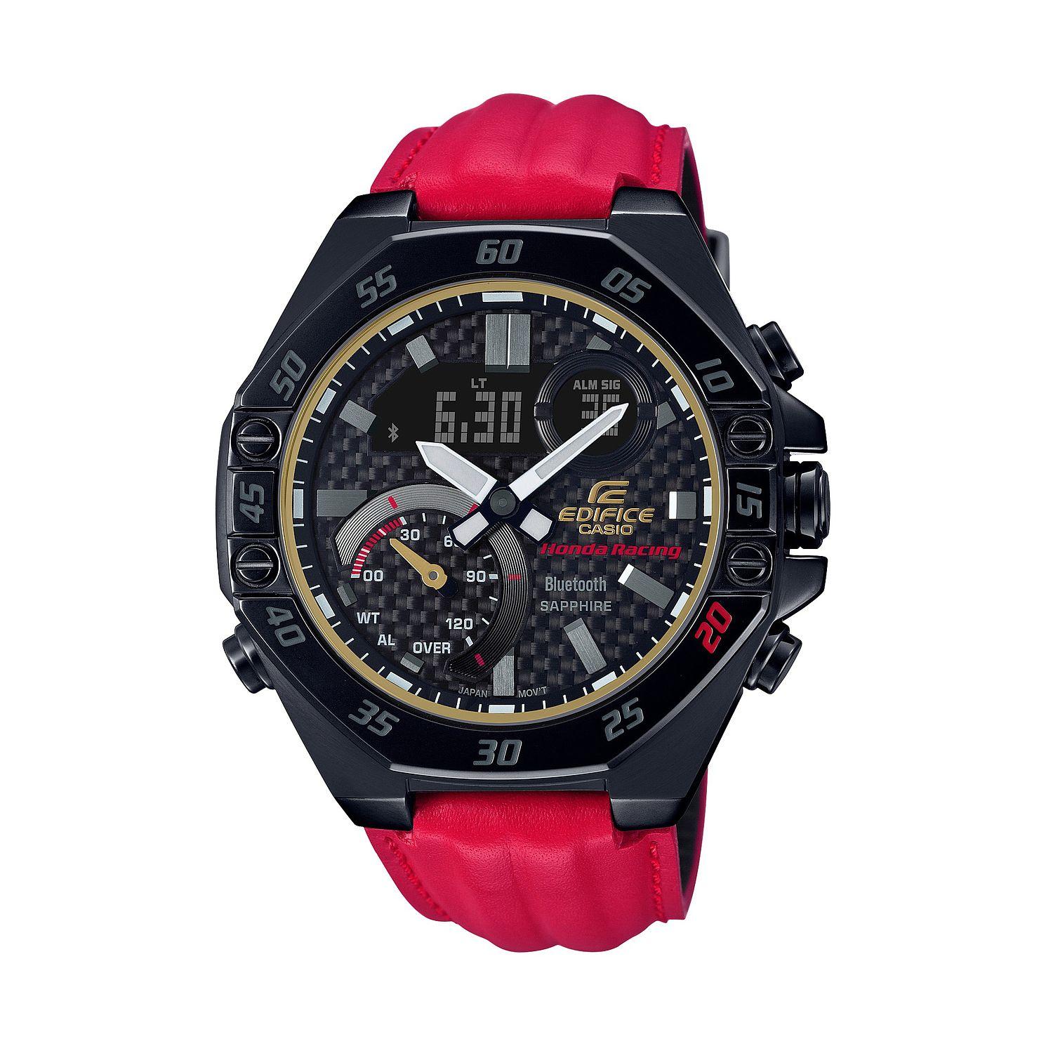 Casio Edifice Honda Red Resin Strap Watch £119.20 at H Samuel