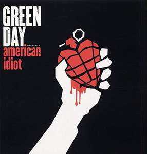 Green Day - American Idiot [2x VINYL] - £15.34 delivered (UK Mainland) @ Amazon France