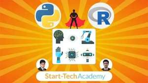 Machine Learning & Deep Learning in Python & R Course FREE at Udemy