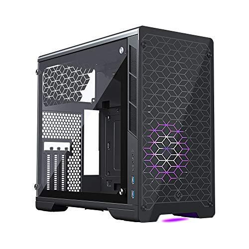 MTALLICGAR MetallicGear Neo-G V2 Mini-ITX Case, Compact Chassis, Sand Blasted Aluminium £52.80 at Amazon