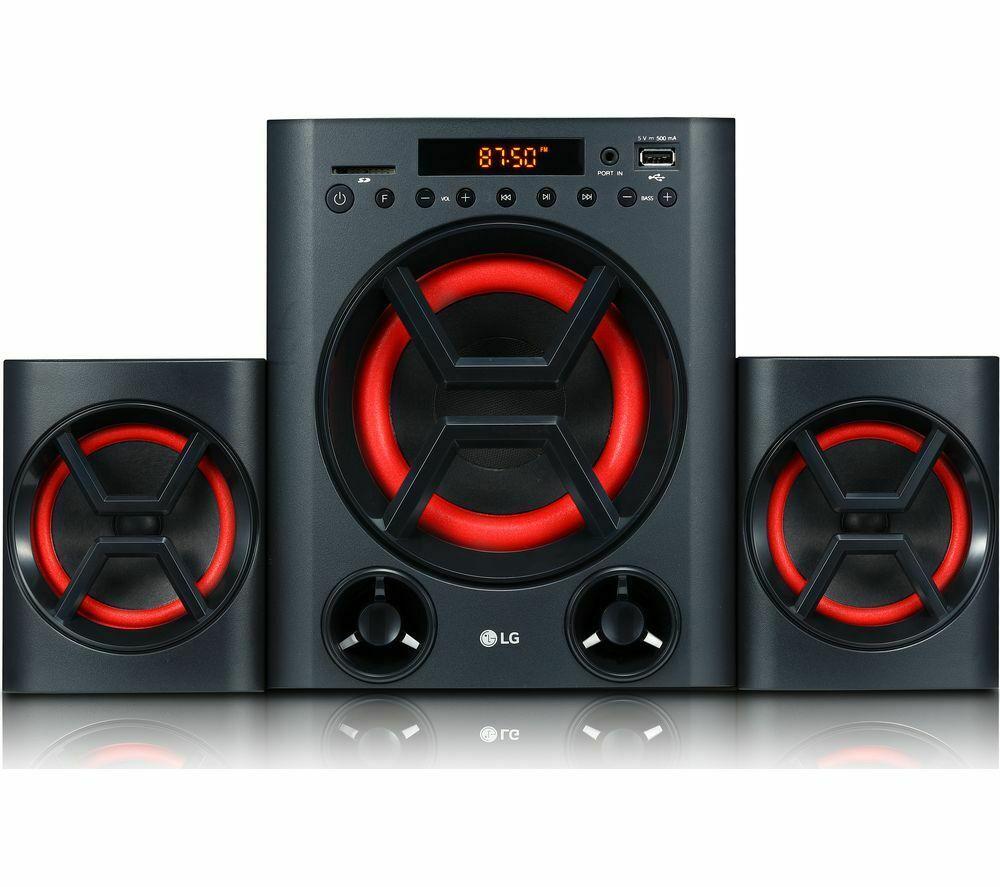 LG XBOOM LK72B Bluetooth Traditional Hi-Fi System - Black £49.99 delivered (UK Mainland) @ Currys on eBay
