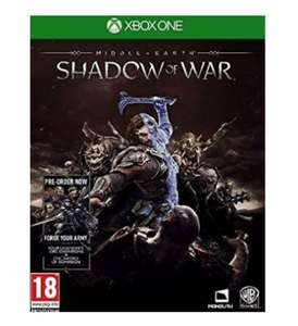 Middle-earth: Shadow of War (Xbox One) £2.95 Delivered @ The Game Collection