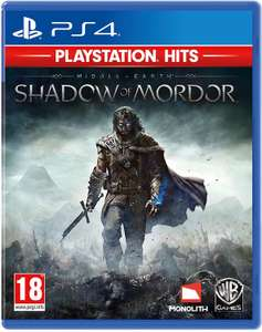 Middle Earth Shadow of Mordor HITS - £4.99 delivered @ Simply Games