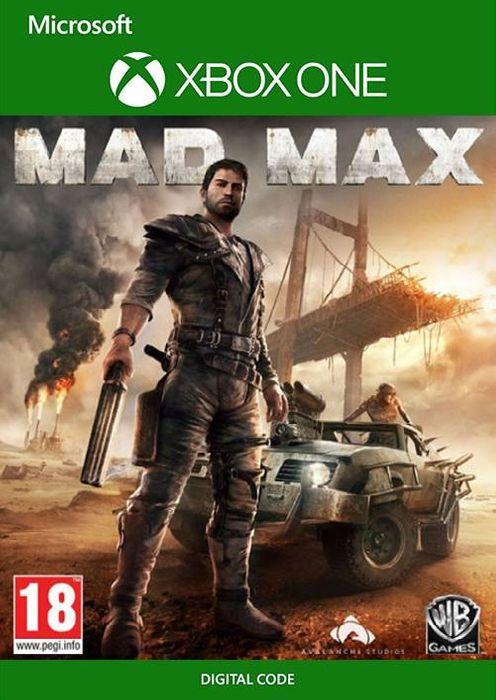 Mad Max (Xbox One/Series X S) £5.49 @ CDkeys