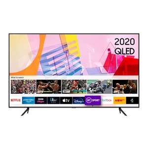 Samsung 55inch QE55Q60T HDR QLED TV - £579 with code @ RGB Direct (5 year warranty)