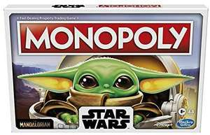 Monopoly: Star Wars The Child Edition Board Game £9.59 (+4.49 NP) Amazon