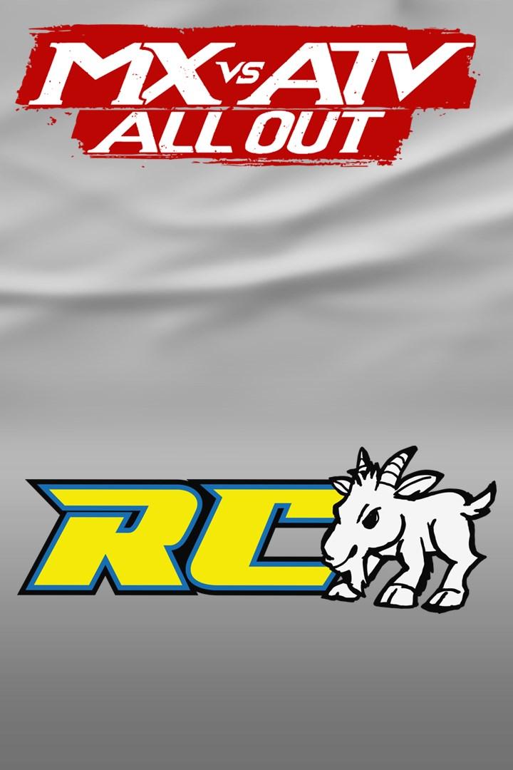 Ricky Carmichael Farm - GOAT DLC for MX vs ATV All Out [Xbox One / Series X/S] - Free @ Xbox Store