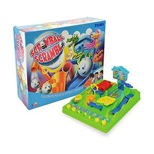 TOMY games Screwball Scramble Classic Retro £14.99 prime (+£4.49 nonPrime) Amazon
