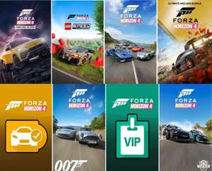 Bundle Forza Horizon 4 – Ultimate Add Ons - £10.83 [PC - Xbox One & Series X|S] No VPN required @ Microsoft Store Iceland