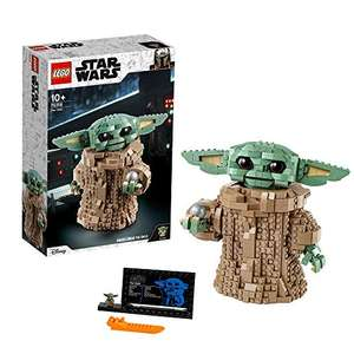 LEGO Star Wars 75318 The Mandalorian The Child Baby Yoda Figure £55.97 Amazon