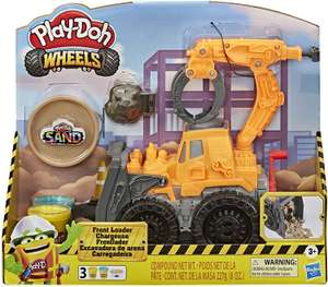 Play-Doh Wheels Front Loader Toy Truck £6.45 (+£4.49 NP) Amazon