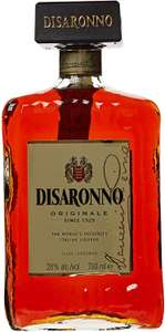 Disaronno Amaretto, 70cl for £12 (Prime) / (+£4.49 Non Prime) @ Amazon