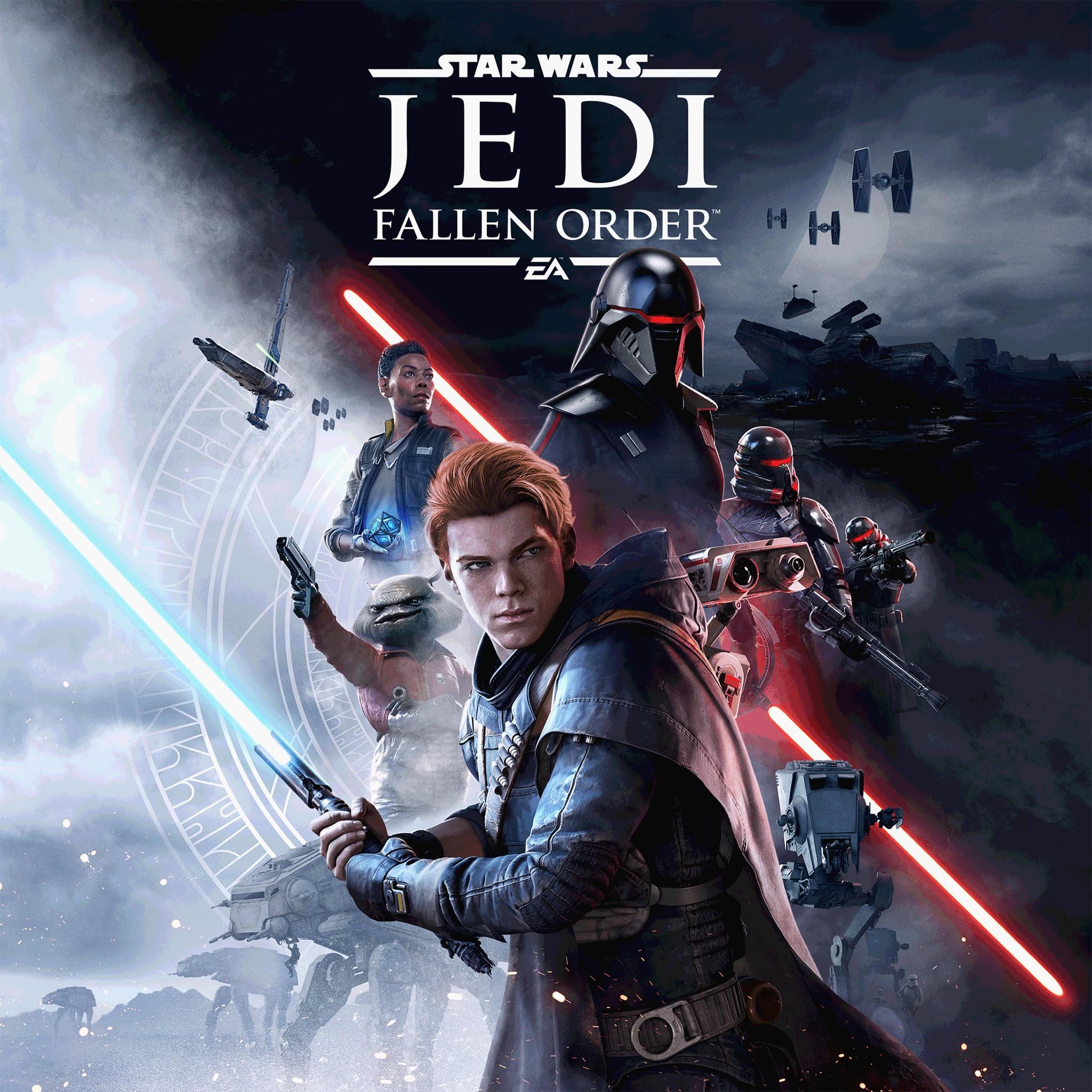 STAR WARS Jedi: Fallen Order [Google Stadia] - Free for Stadia Pro Subscribers @ Google Stadia