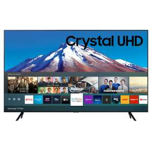 Samsung UE50TU7020KXXU 50 Inch Smart 4K Ultra HD HDR LED TV £339 Delivered using code @ eBay / Hughes