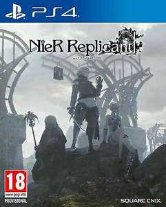 Nier Replicant (PS4 / Xbox One) £31.99 Delivered using code @ Boss Deals via eBay
