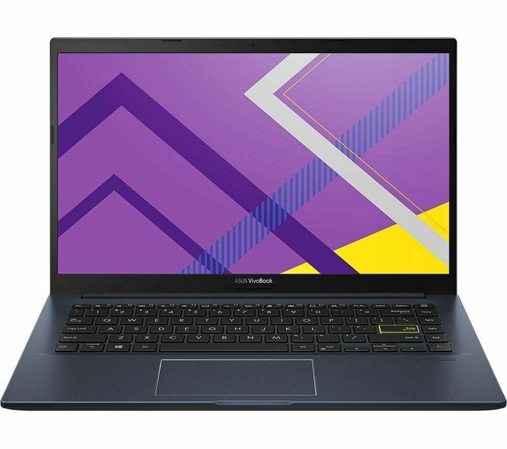 "Refurbished Grade A Asus VivoBook M413DA 14"" FHD, Ryzen 5 3500U, 8GB RAM, 512 SSD Laptop, £362.20 (UK Mainland) at currys_clearance / ebay"