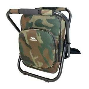 Trespass Jubilee 3-in-1 lightweight chair-cool bag-backpack in camouflage for £15.99 delivered using code @ eBay / Trespass