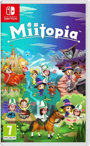 Miitopia [Nintendo Switch] Pre-Order £29.59 Delivered using code @ Boss Deals via eBay
