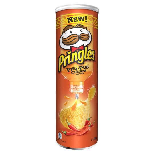 Piri Piri Pringles 20p at Letchworth Sainsbury's