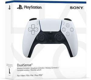 [PS5] Sony PlayStation 5 DualSense Wireless Controller - £43.99 with code delivered @ electroshop1 / ebay