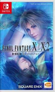 Final Fantasy X / X-2 HD Remaster (Nintendo Switch) £15.96 @ TheGameCollection outlet / eBay